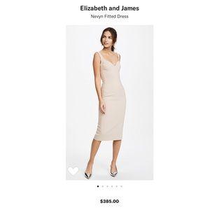 Elizabeth and James nevyn dress size 4 NWT